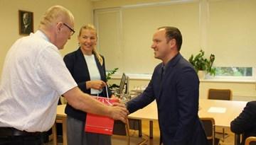 LFF plāno sadarbību ar Ikšķiles pašvaldību