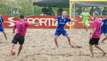 Latvijas-Igaunijas līgas spēles Majoros un TV tiešraidēs