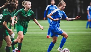 Sieviešu turnīros piecas komandas pagaidām bez zaudējumiem