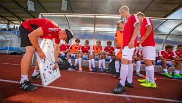 Startējusi LFF Futbola akadēmijas jaunā sezona