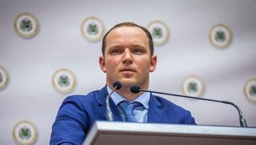 V. Ļašenko: LFF izteica FIFA gatavību uzņemt futbola pasākumus Latvijā