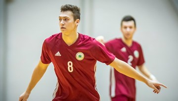 Atcelta Polijas telpu futbola izlases viesošanās Latvijā