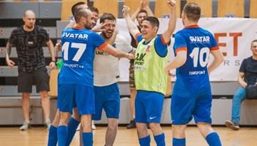 Nākamajā telpu futbola virslīgas sezonā piedalīsies deviņas komandas