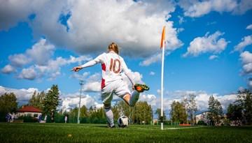 Latvijas WU-17 meitenes gatavojas Baltijas kausam