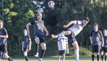"""Pārtrūkst FC """"Caramba Riga"""" panākumu sērija Rīgas čempionātā"""