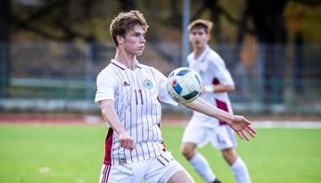 U-19 izlase dosies uz treniņnometni Liepājā