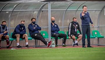 Basovs: Pēc emocionālās spēles pret Serbiju gaidījām sarežģītu maču