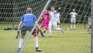 """Rīgas minifutbola čempionātā par zeltu cīnīsies FC """"Raita"""" un FC """"Petrow"""""""