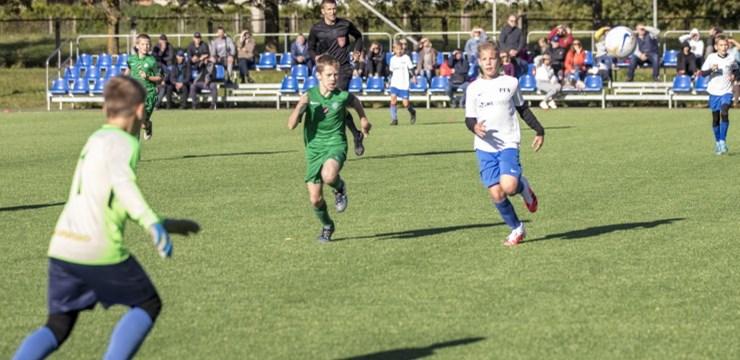 Rīgas jaunatnes čempionātā dominē RFS un Metta/Rīga komandas