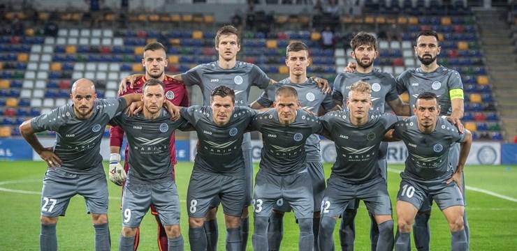"""""""Riga FC"""" ar pelnītām uzslavām par sniegumu, bet bez panākuma"""