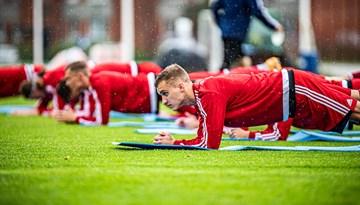 Basovs paziņo Latvijas U-21 izlases kandidātus oktobra spēlēm