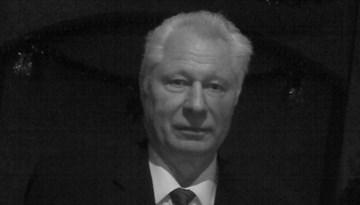 Aizsaulē devies futbola veterāns, treneris un tiesnesis Harijs Āboltiņš