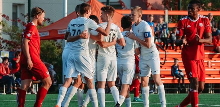 Pirmajā 2. līgas posmā uzvar Albatroz SC/FS Jelgava