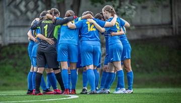 SK Super Nova uzvar sieviešu futbola 1. līgā