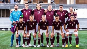 Par spīti spiedienam arī trešajā Nāciju līgas spēlē neizšķirts