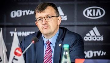 Kazakevičs: Man šaubu par mūsu ilgtermiņa darbu nav un nākamie soļi ir skaidri