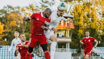 FK Liepāja un RFS komandu virslīgas mačs tiks pārspēlēts