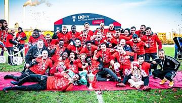 FK Liepāja uzvar Kurzemes derbijā un iegūst Latvijas kausu