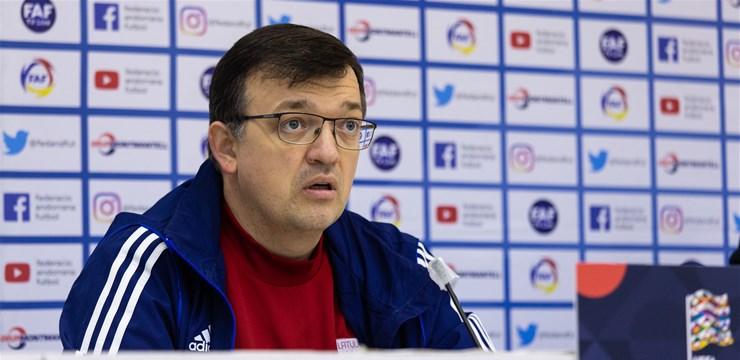 D. Kazakevičs: Mums ir idejas, kā gūt vārtus