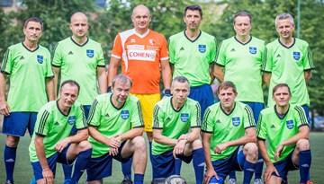 Daugavpils veterāni pēc sezonas noslēgšanas atgriežas Latvijas čempionu tronī