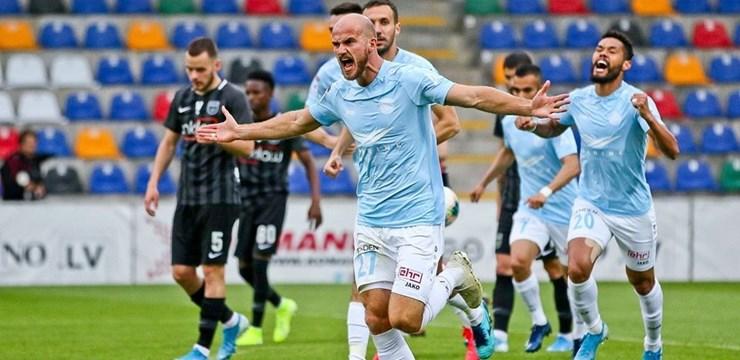 Riga FC garantē trešo Latvijas čempionu titulu pēc kārtas