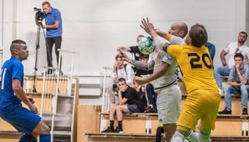 """""""Lokomotiv"""" atgriežas turnīrā; pārcelta telpu futbola """"klasika"""""""