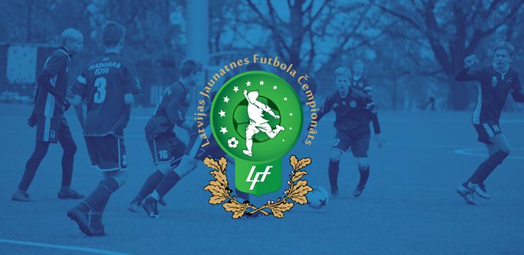 Noskaidroti 2020. gada labākie jaunatnes futbolā