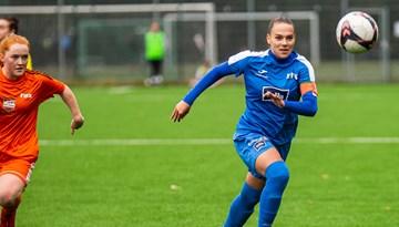 Noskaidrotas 2020. gada laureātes Latvijas sieviešu futbolā