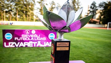 Sieviešu futbola līgā startēs sešas komandas