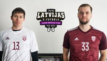 LFF pagarina līgumu ar Konami un sveic e-futbola izlases pārstāvjus