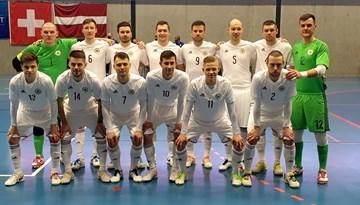 Telpu futbolisti Šveicē svin pirmo uzvaru EČ kvalifikācijas turnīrā