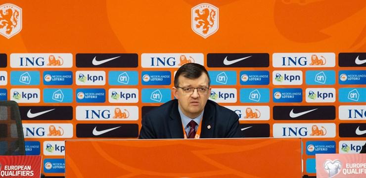 D. Kazakevičs: Esam vīlušies, ka neguvām vārtus
