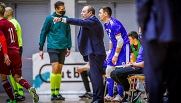 Nosaukti telpu futbola izlases kandidāti izšķirošajām EČ atlases spēlēm