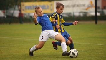 U-13 čempionāta spēles notiks ar 4. izmēra bumbām