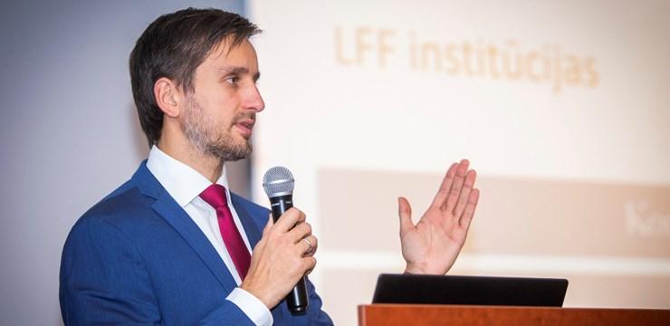 E. Pukinsks: LFF lēmumi bija pamatoti, taču CAS pagaidu spriedumu respektējam