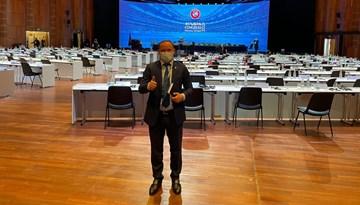 V. Ļašenko: Eiropas futbola līdzjutēju vienotā balss bija aizkustinoša un iedvesmojoša