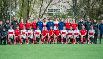 Foto: U-18 izlases selekcijas nometne