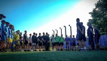 Organizēs Rīgas izlases talantu atlases treniņus