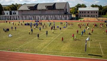 Pirmoreiz Latvijā UEFA līmeņa kursi tautas sporta pasākumu organizatoriem futbolā