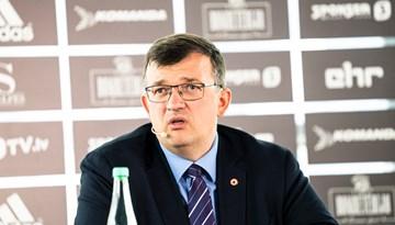 Kazakevičs: Esmu apmierināts ar rezultātu, spēles disciplīnu un pašatdevi