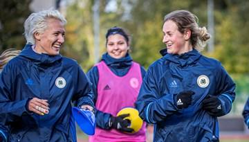 Sieviešu izlase Lietuvā cīnīsies par Baltijas kausu