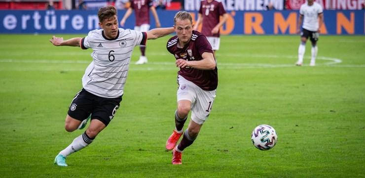 Saveļjevam meistarstiķis zaudējumā pret Vāciju