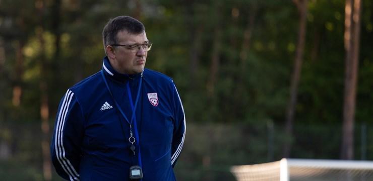 Kazakevičs: Laukumā bija dažāda līmeņa komandas, tomēr iegūto pieredzi nenožēlojam