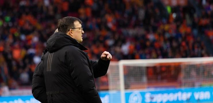 Kazakevičs: Svarīgākais ir spēlei pret Igauniju būt gataviem fiziski