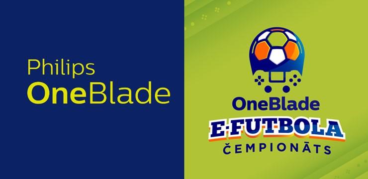 """Sāksies """"Philips OneBlade"""" e-futbola čempionāta cīņas"""