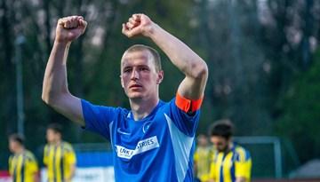 """Tomislavs Šāričs - """"Optibet"""" virslīgas labākais spēlētājs maijā"""