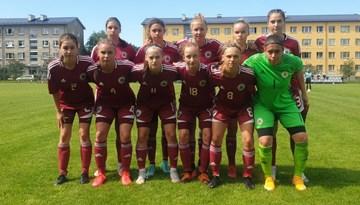 WU-19 izlasei neizšķirts Baltijas kausa pirmajā spēlē