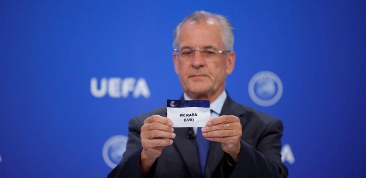 "FK ""Raba"" uzņems telpu futbola Čempionu līgas atlases turnīru"