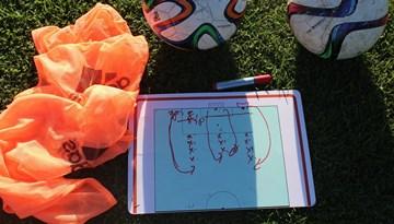 Sākušies B-UEFA licences kursi