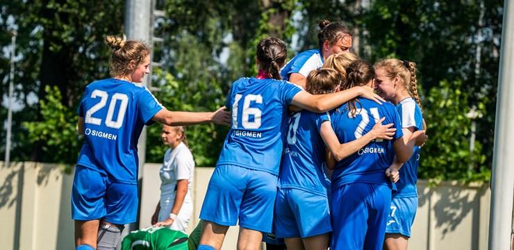 Rīgas Futbola skola priekšlaicīgi nodrošina SFL čempioņu titulu